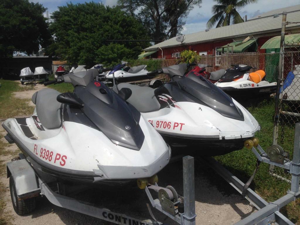 Yamaha vx110 1100 jet skis 25 units powersports brokers for Yamaha jet skis