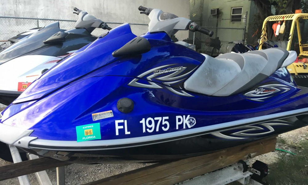 Sold mint 2012 2014 yamaha vx110 deluxe jet skis for Jet ski prices yamaha