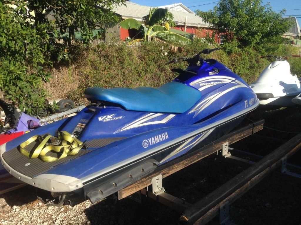 Sold 10 yamaha vx110 jet skis 19 000 obo powersports for Jet ski prices yamaha