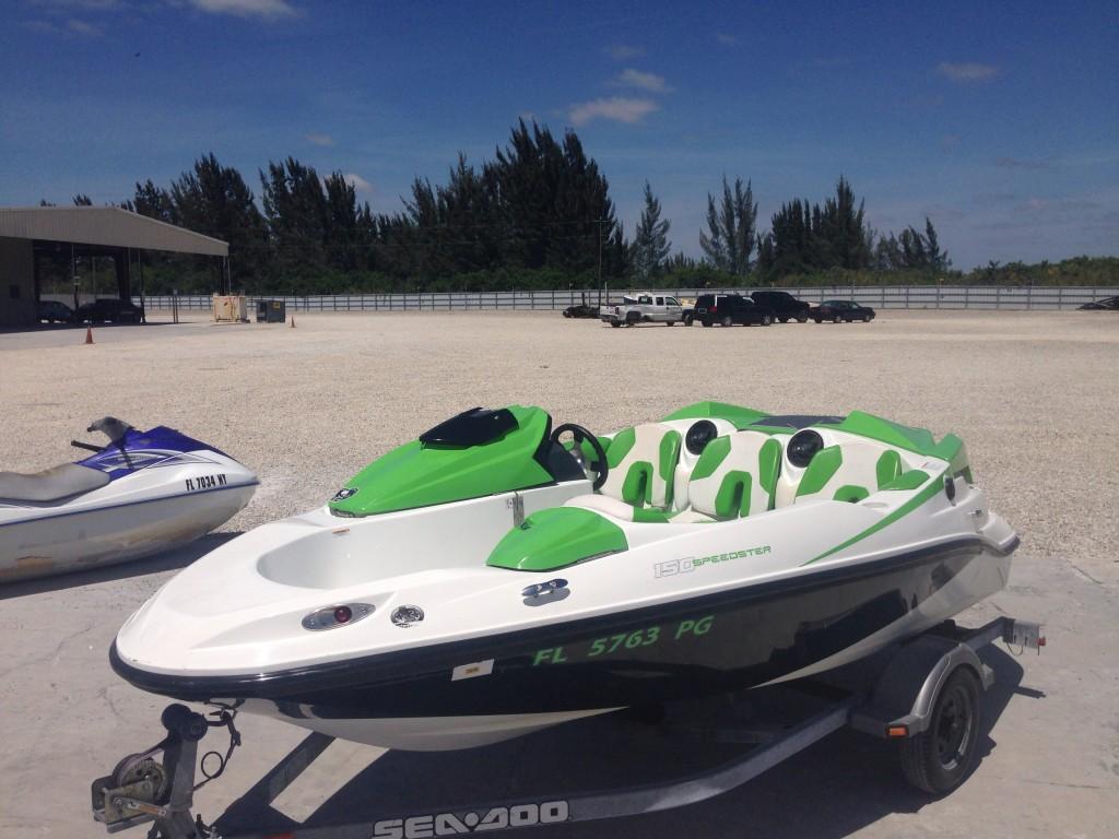 Jet Ski Boat For Sale Pictures