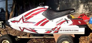 Yamaha Wave Blaster Full custome build!!' $4600 | Powersports Brokers