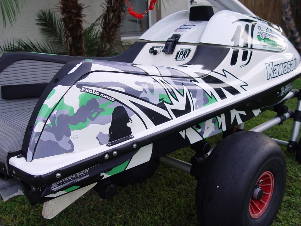 Kawasaki Sxr 1100cc Rocket Ship Stand Up Jetski For Sale Powersports Brokers