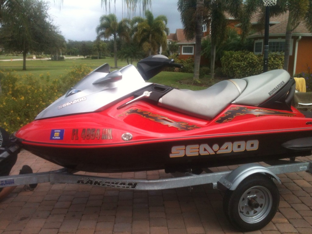 2003 seadoo gtx 215 limited 40 hours freshwater supercharged 3 rh jetskiswholesale com 2005 Sea-Doo GTX Supercharged 2005 Sea-Doo GTX Supercharged