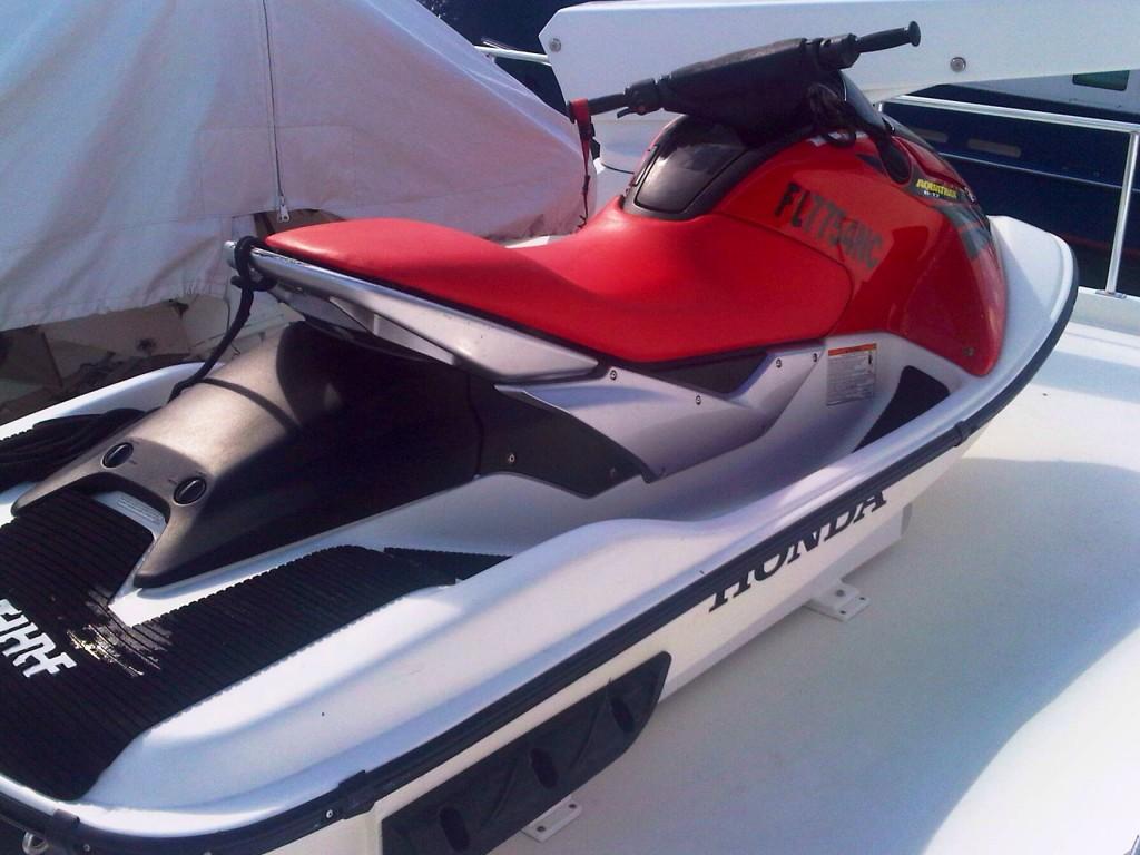 Yamaha Jet Ski For Sale >> SOLD!!!! Exciting LOW HOUR 2004 Honda Aquatrax R-12, mint ...