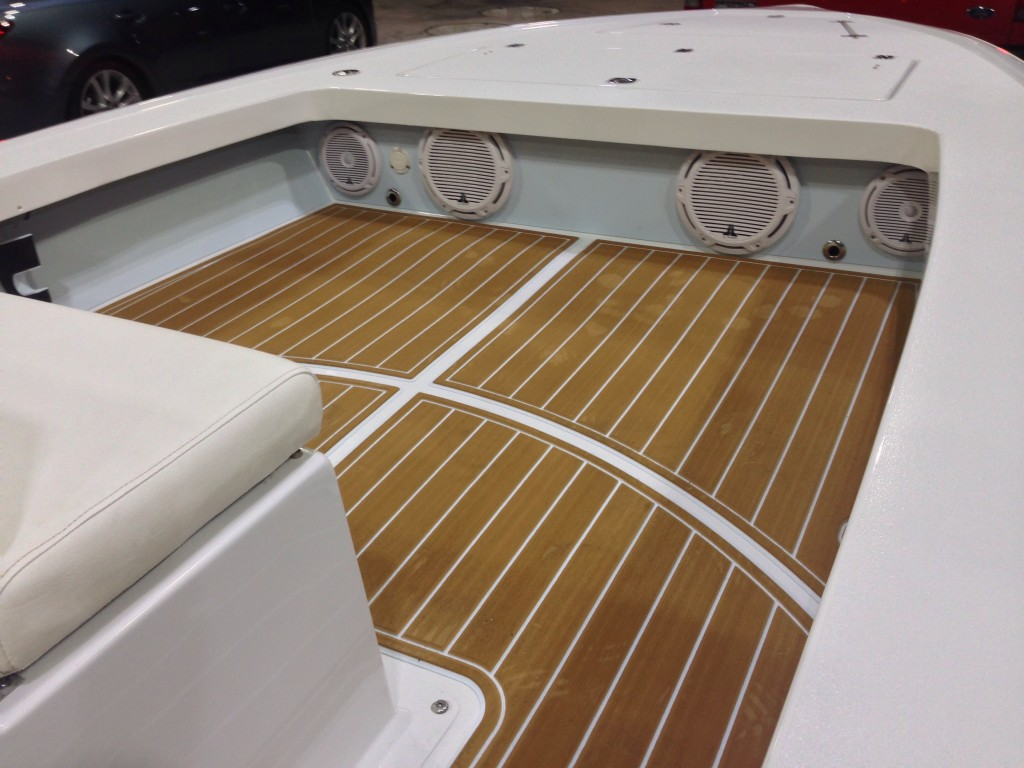 Yamaha Vx Deluxe >> Key Hopper 20′ Flats Boat The boat everyone will stare at ...
