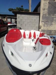 SOLD 2010 Seadoo Speedster Jet Boat, 155HP 4tec, seats 5/6